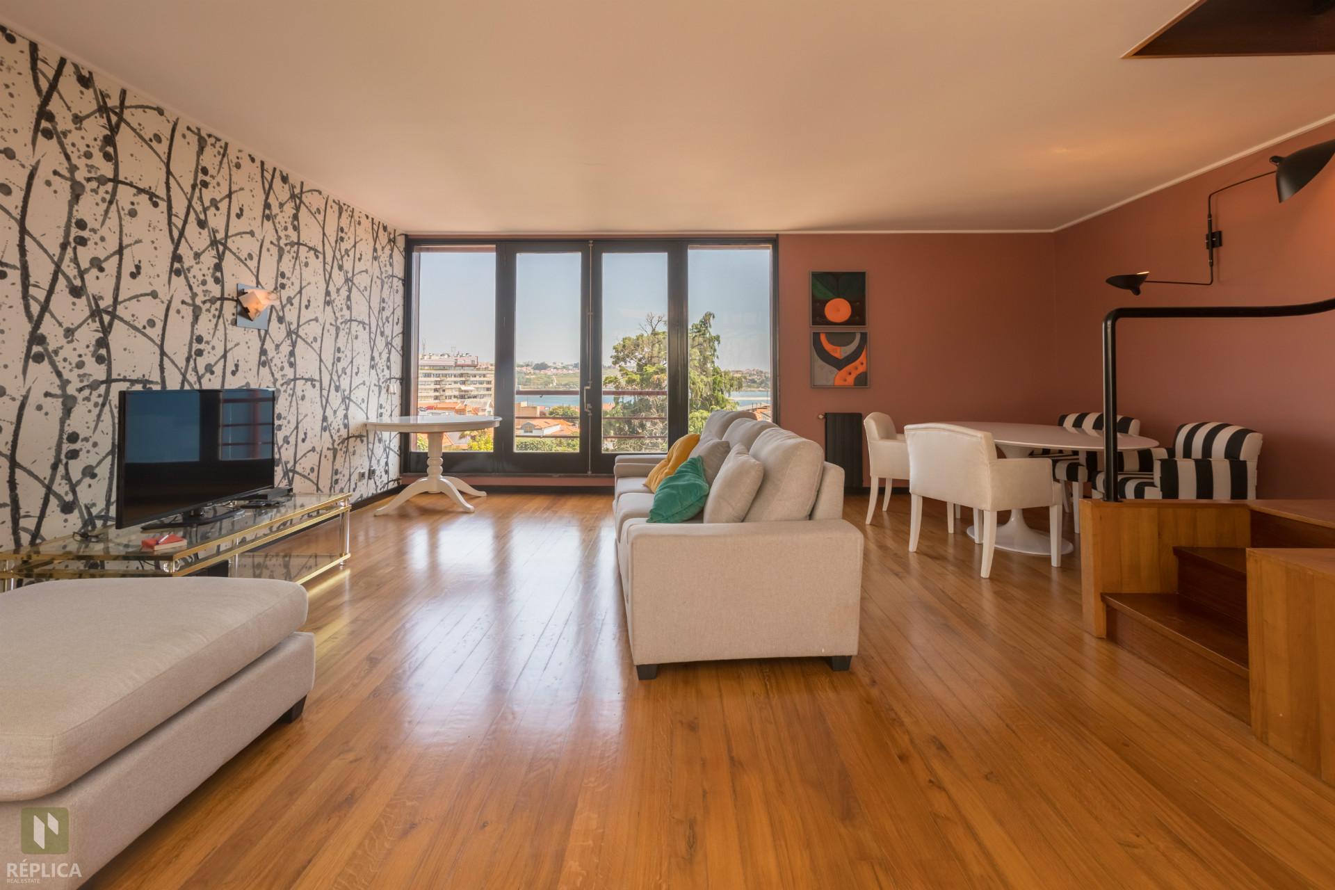 Apartamiento triplex de 2 habitaciones