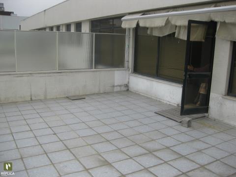 Escritório c/ Terraço - Boavista