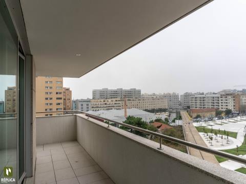 Apartamento T3 Novo com vista mar, Matosinhos
