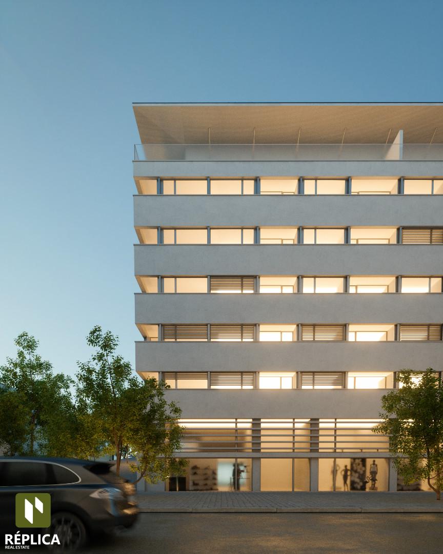 Apartamento T1K+1, Antas