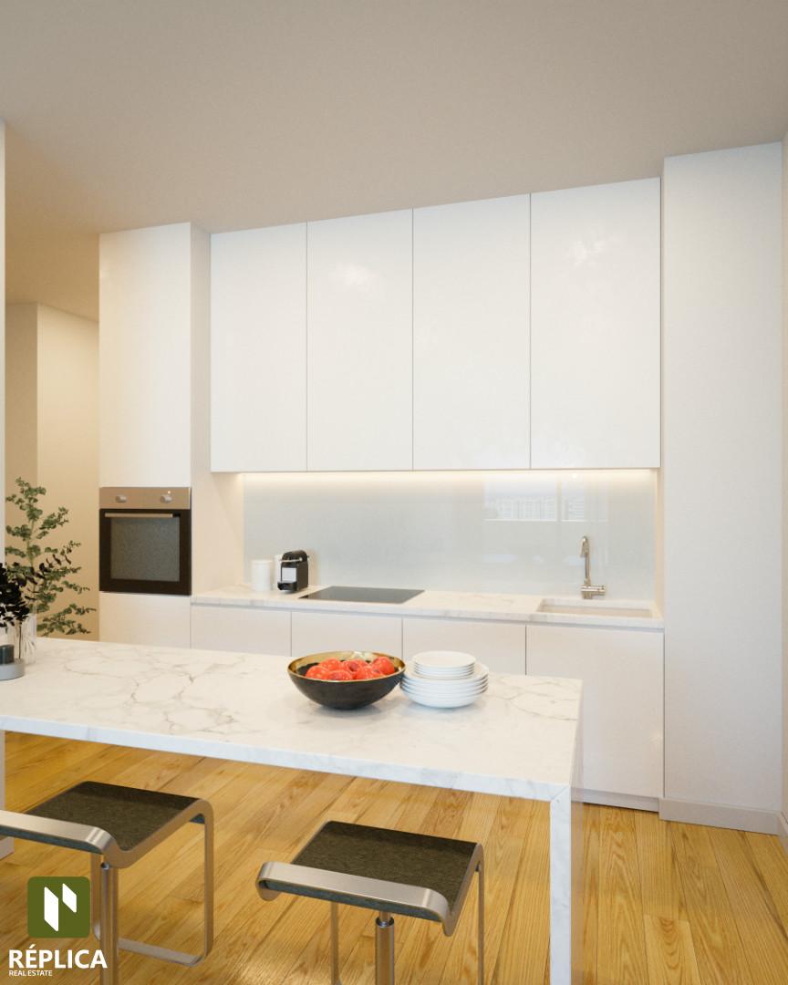 Apartamento T2K+1, Antas