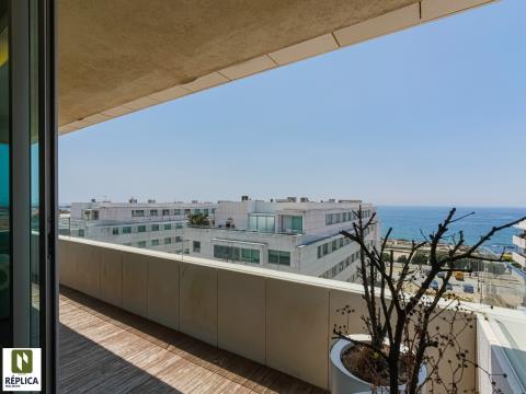 Apartamento com vistas mar, Leça da Palmeira