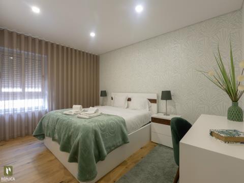 Apartamento T3 mobilado Matosinhos
