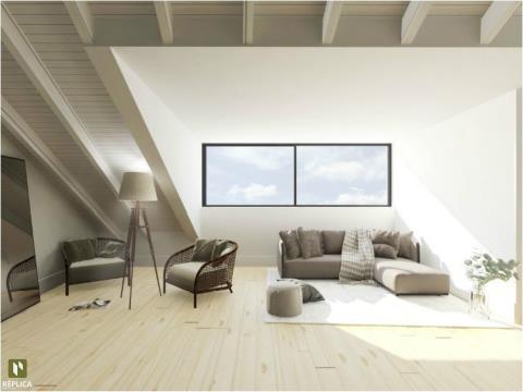 Apartamento novo em Matosinhos