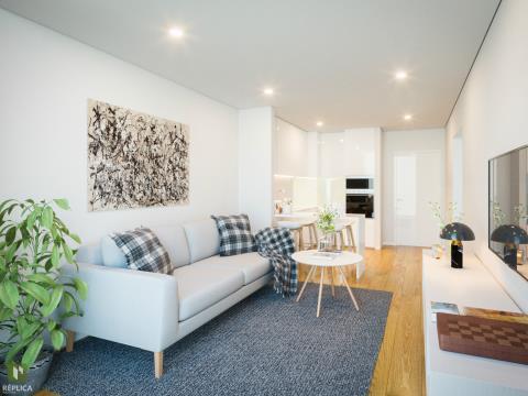 Apartamento TK1+1 Novo, Alameda das Antas