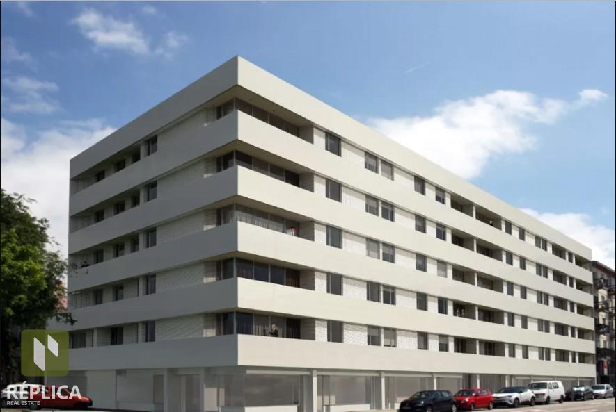 Apartamento T3 Novo, próximo da praia, em Matosinhos Sul