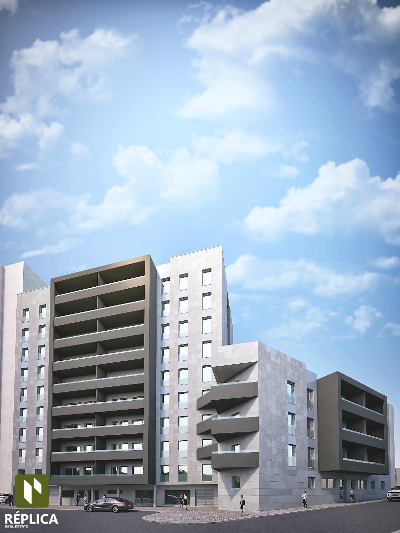 Apartamento T3 Novo em Leça da Palmeira, Porto, Matosinhos