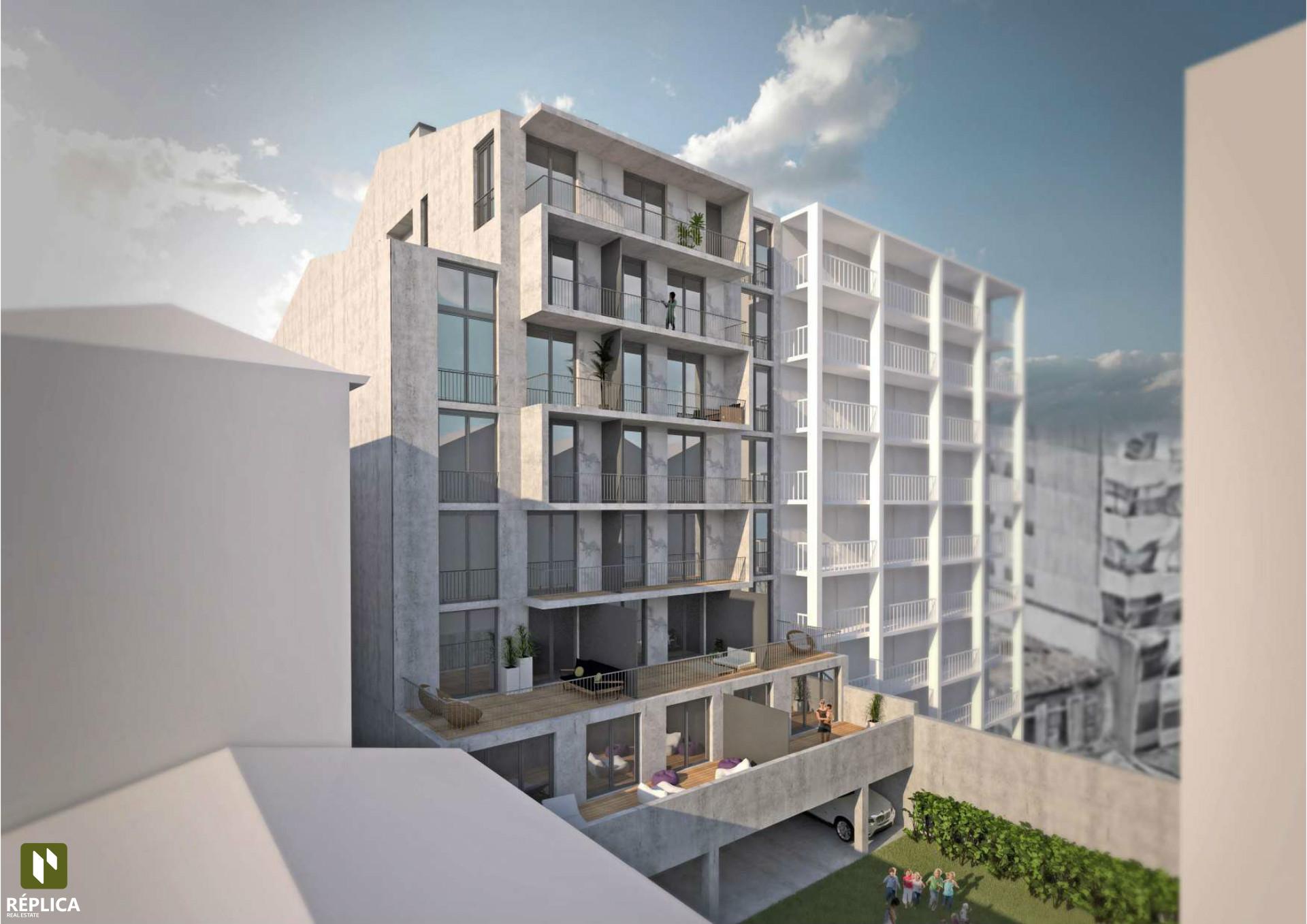 Apartamento T1 Novo, Campanhã