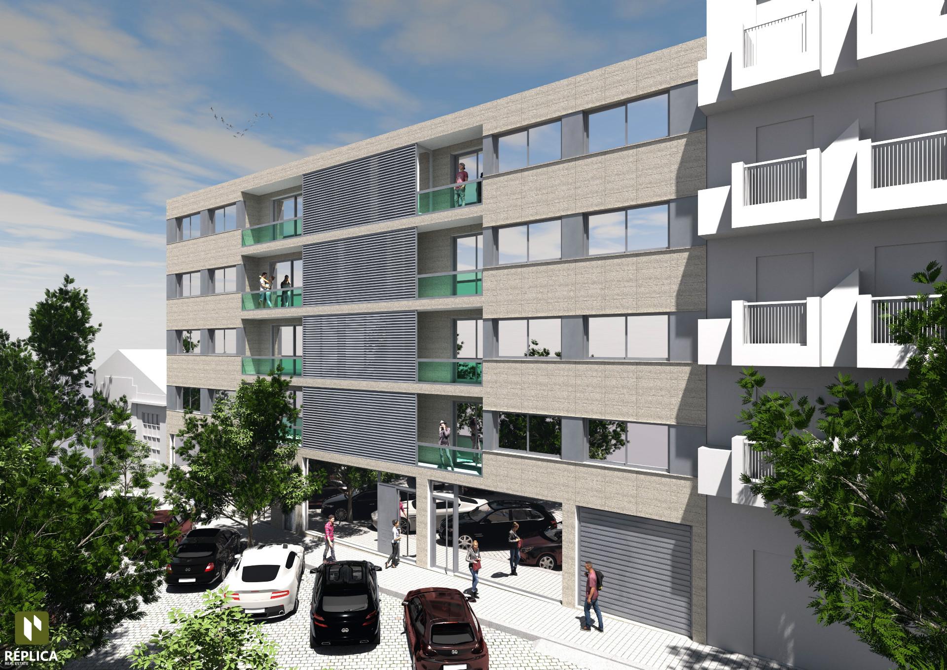 Apartamento T2, Matosinhos