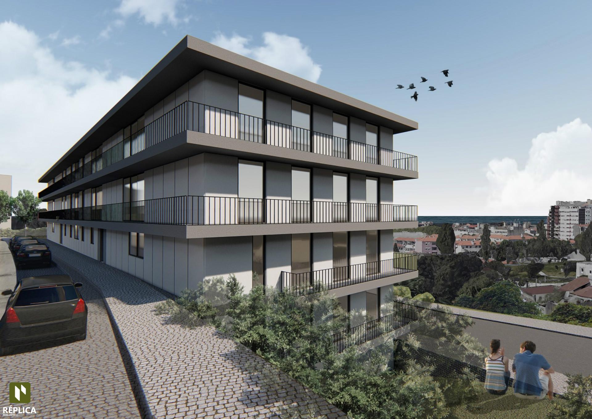 Apartamento T3 Kitchenet, Matosinhos
