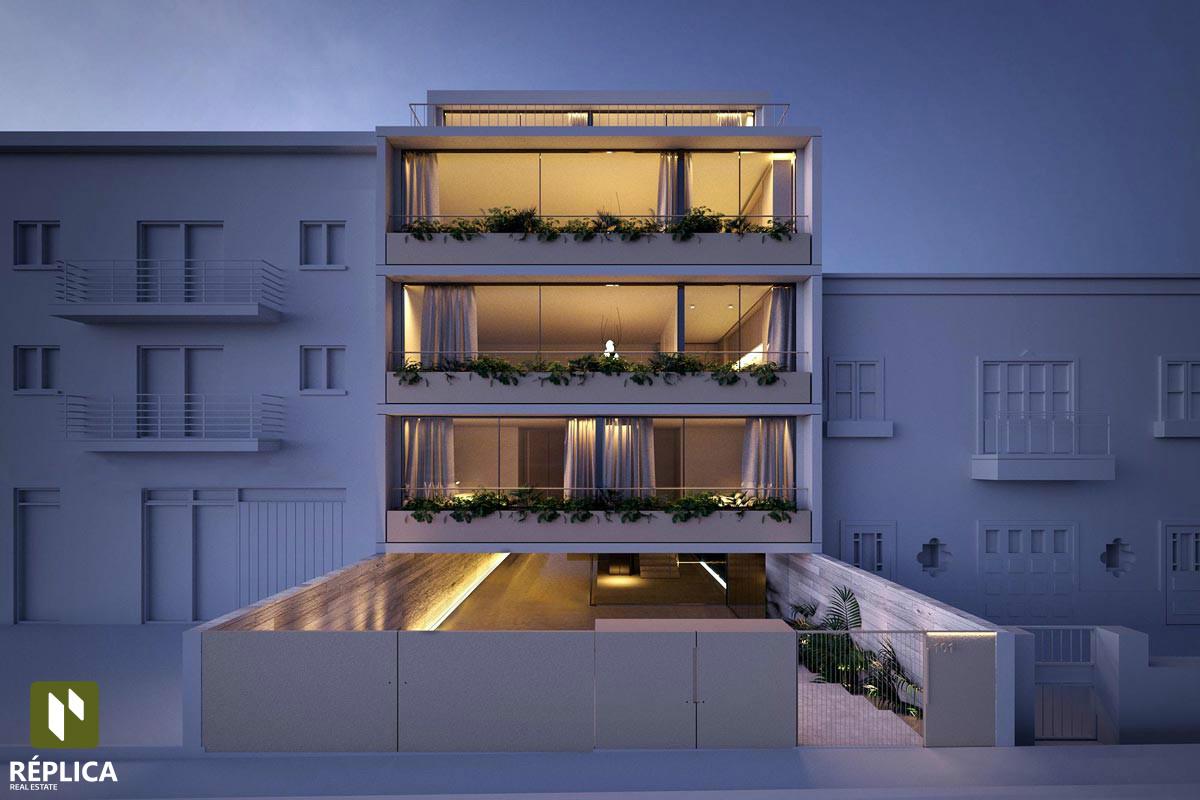 Apartamento T2 de Luxo em Leça da Palmeira