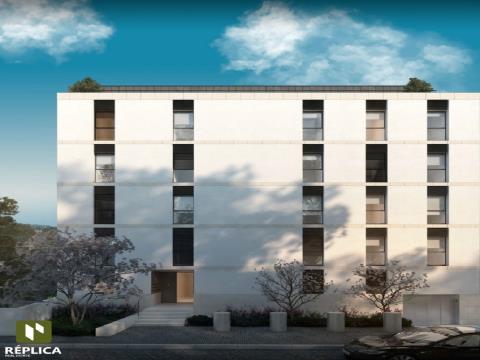 Apartamento T4 Duplex Novo em Covelo, Paranhos.