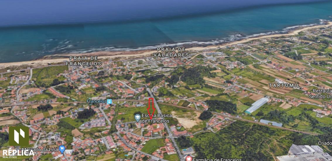 Lote de terreno para construção, em Vila Nova de Gaia