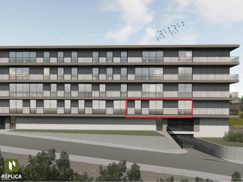 Apartamento T2+1 Novo, em Matosinhos
