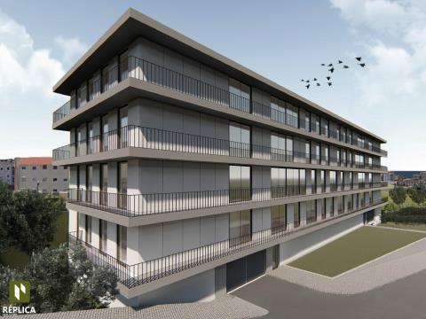 Apartamento T2K+1 Novo, em Matosinhos