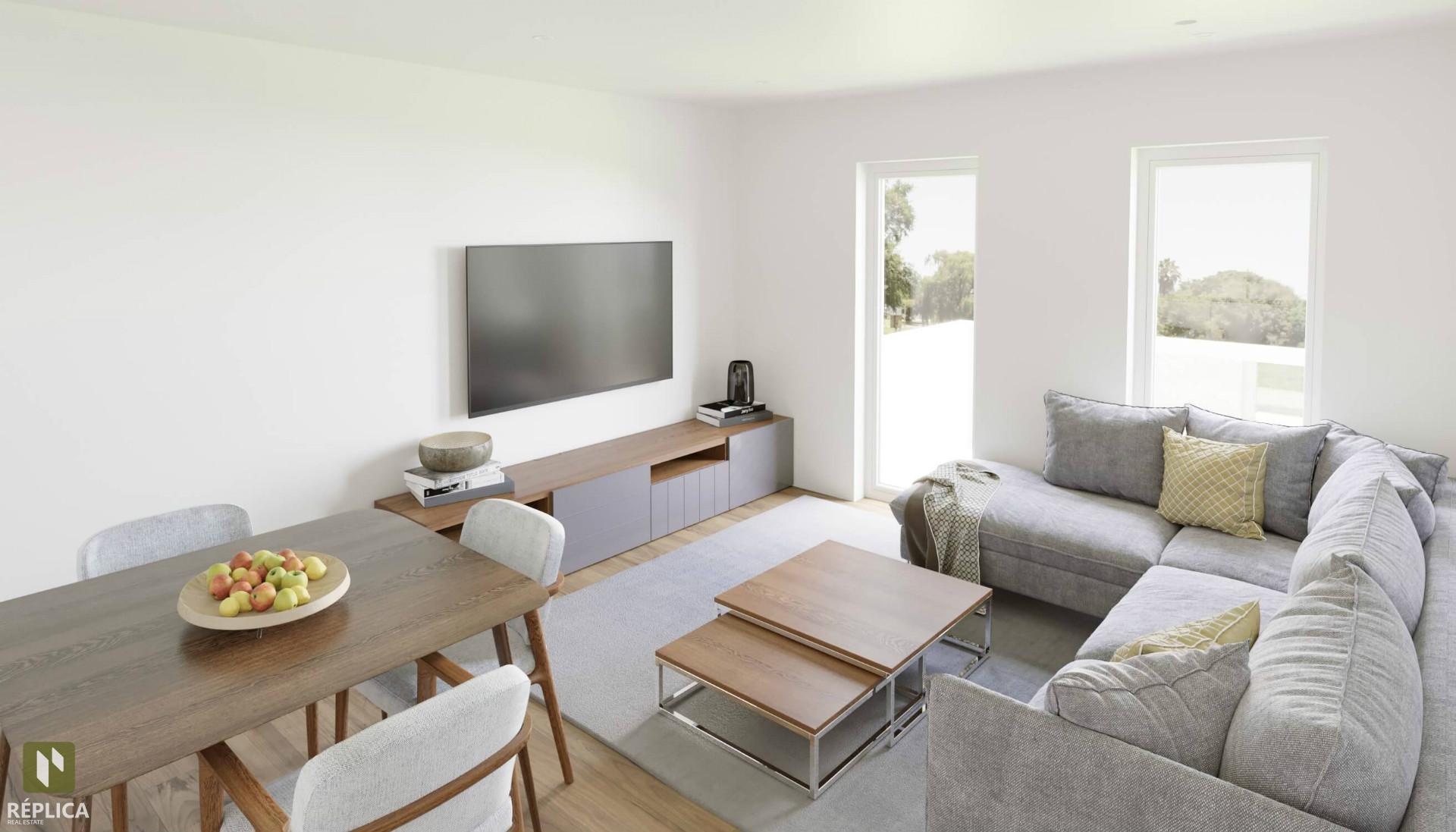 Apartamento T1+1 Novo em Ramalde