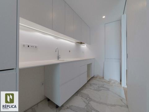 Apartamento T3 Leça da Palmeira  - NOVO pronto a escriturar.