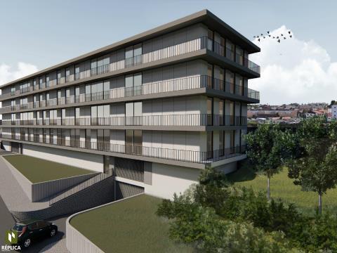 Apartamento T2 Novo, em Matosinhos