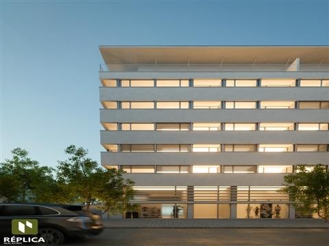 Apartamento T2k Novo, Alameda das Antas