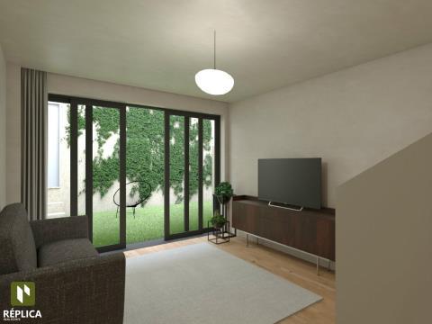 Apartamiento T2+1 DUPLEX