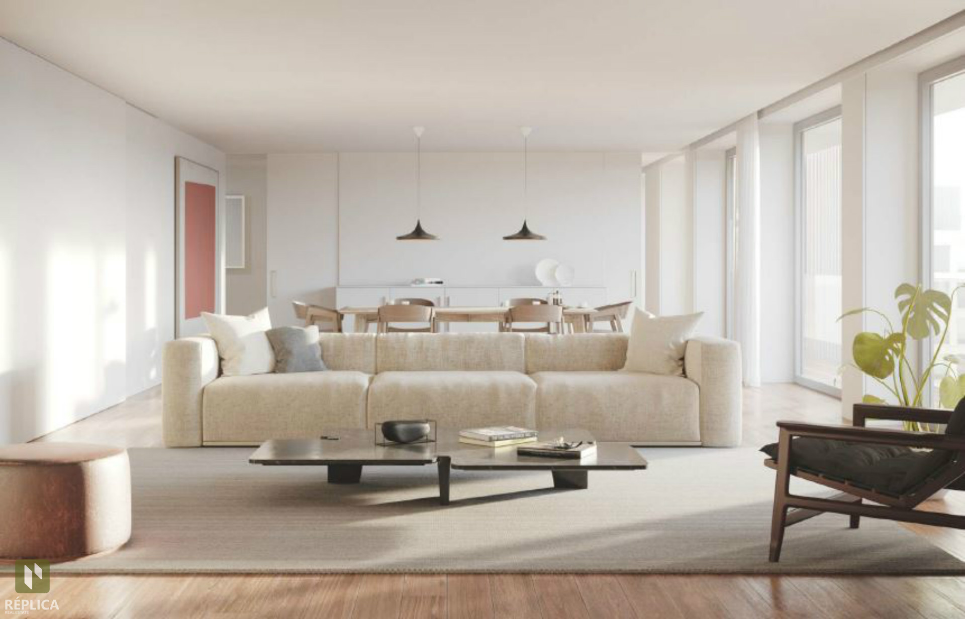 Apartamento T3 Novo em Matosinhos Sul