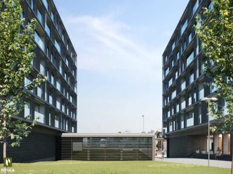 Apartamento T2 Novo em Matosinhos Sul