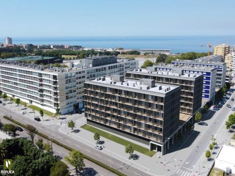 Apartamento T1 Novo em Matosinhos Sul