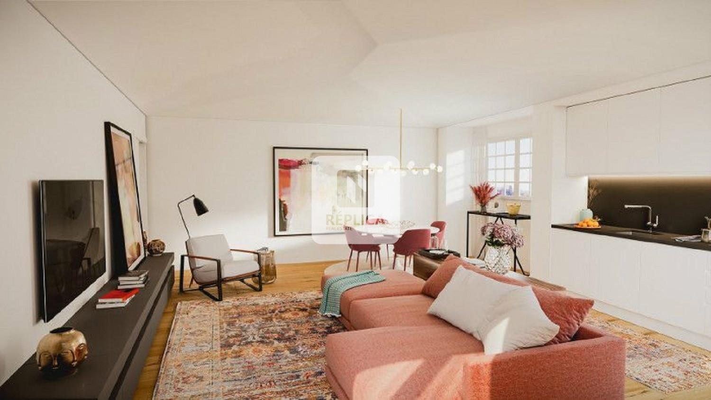 Apartamento T1 novo de luxo, no centro Histórico do Porto - à Avenida dos Aliados