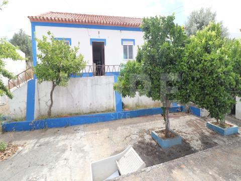 Moradia Térrea T4 - Monte Trigo, Évora, Portel