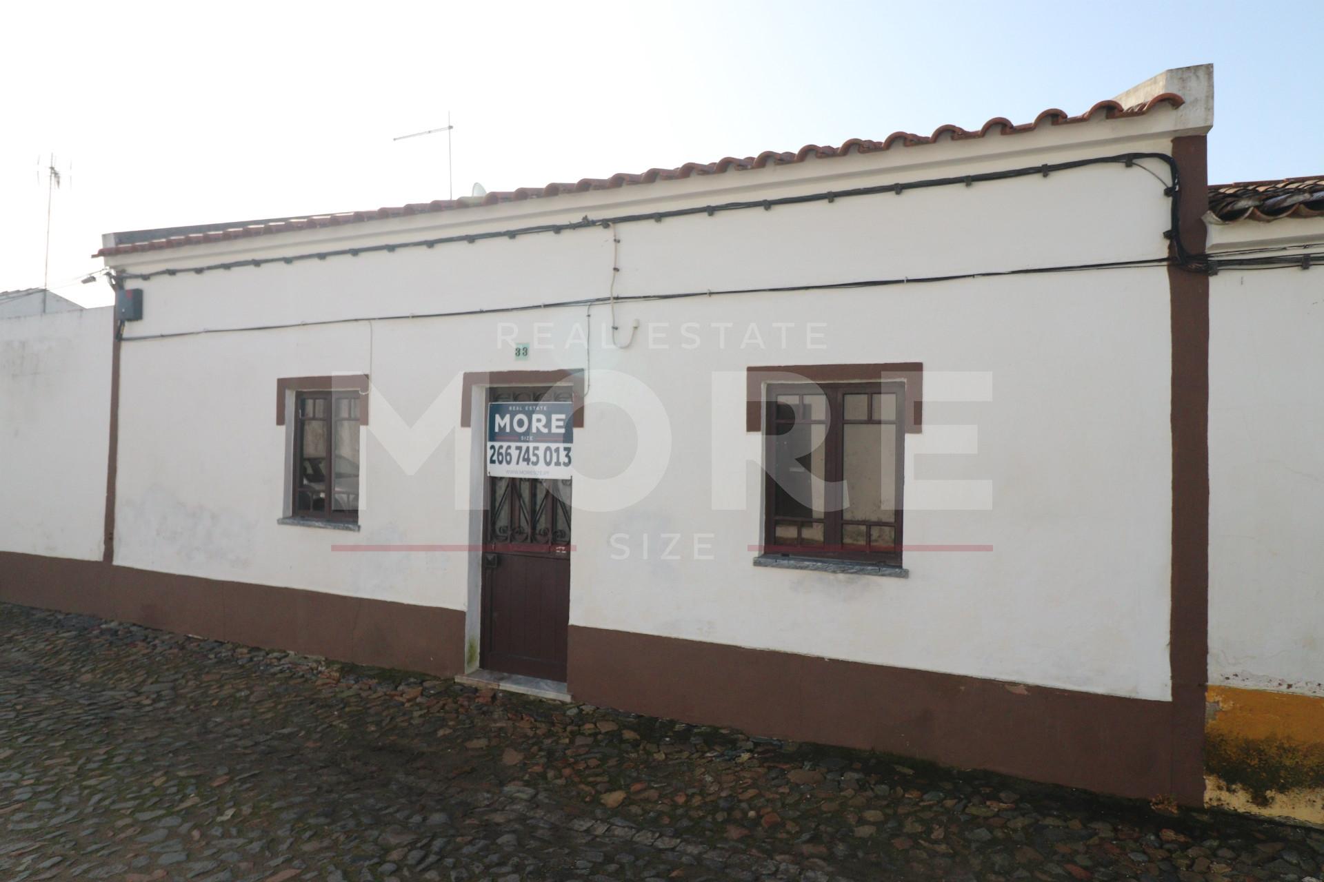 Moradia Térrea T2, Beja, Ferreira do Alentejo