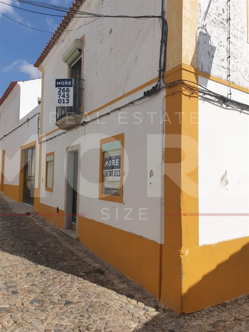 img_Prédio no Centro Histórico da cidade de Évora