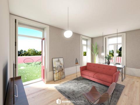 Apartamento T4 Novo com lugar de Garagem em Campanhã