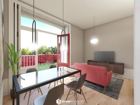 Apartamento T3 Novo com lugar de garagem em Campanhã