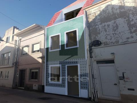 Apartamento T0 c/ terraço - Beira mar - Aveiro