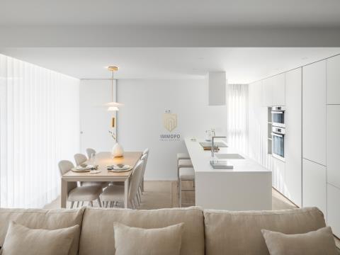 Apartamento T4 em Ramalde - Green Terrace