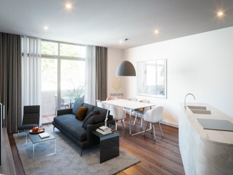 Apartamento T1 Marechal Gomes da Costa - Lemon Tree Garden Condomínio Fechado