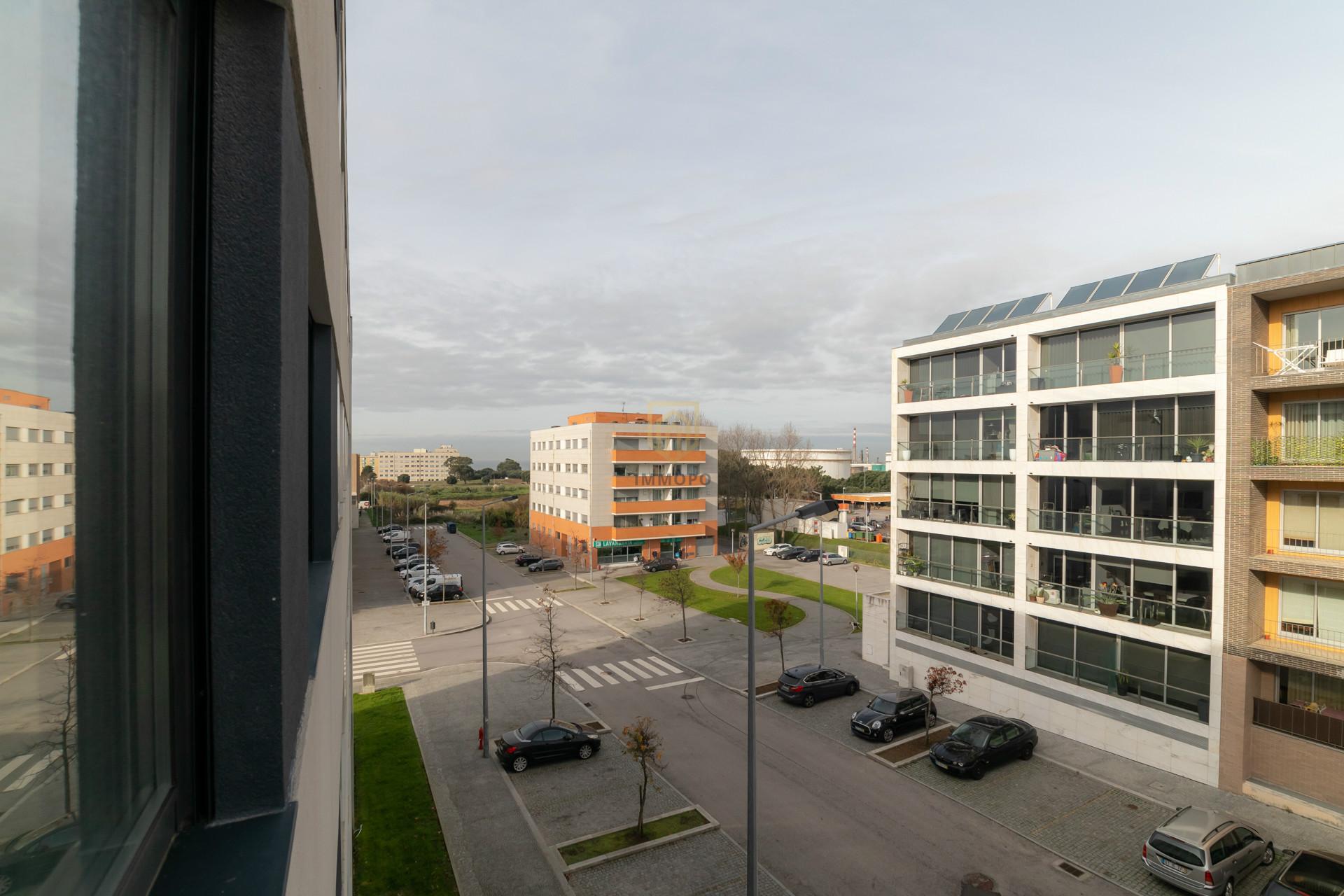 Apartamento T1 em Leça da Palmeira - Leça Park