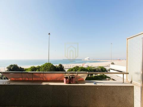 Apartamento T3 em Matosinhos Sul (1ª Linha Mar) - Proa