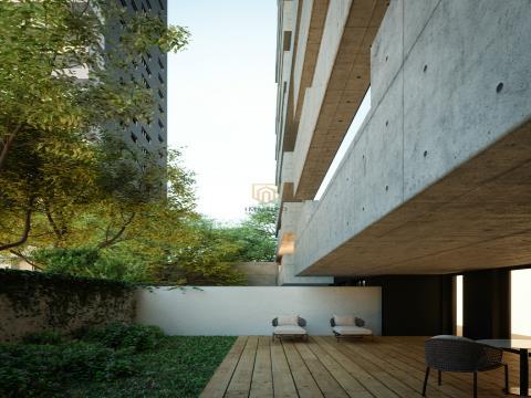 Apartamento em condomínio de Luxo