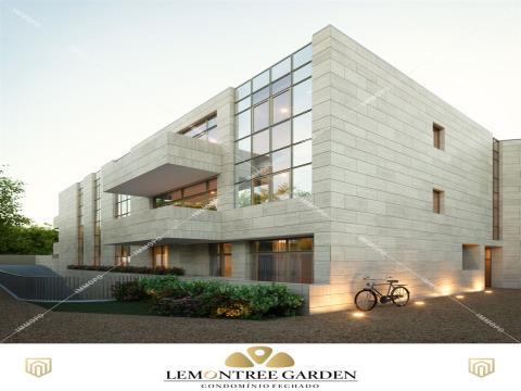 Apartamento T2 Marechal Gomes da Costa - Lemon Tree Garden Condomínio Fechado