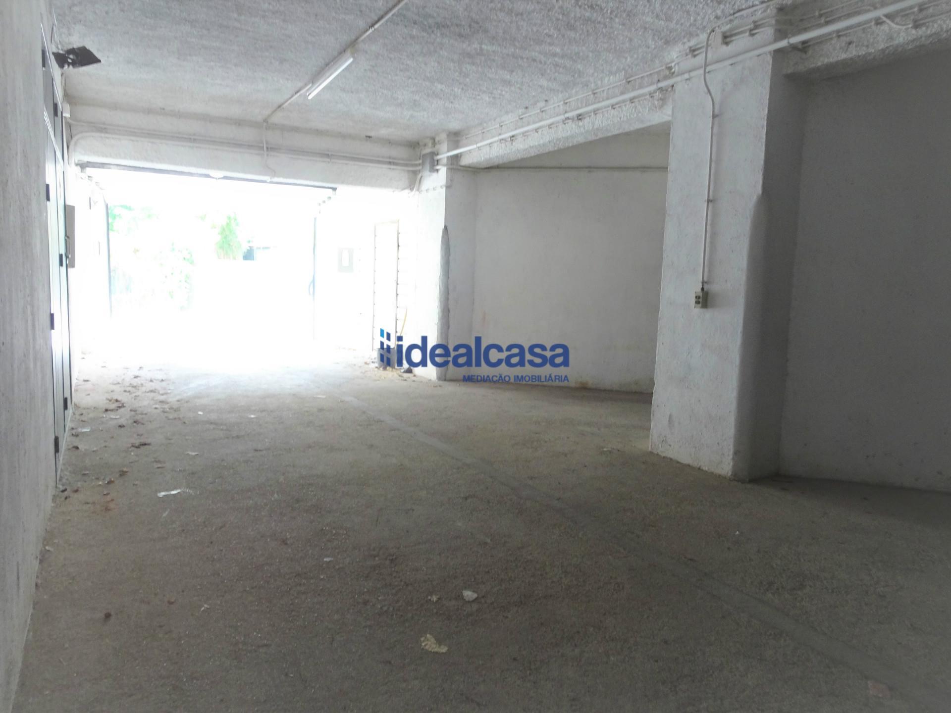 Zona Das Garagens