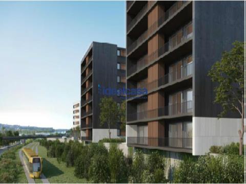 Apartamento T4 novo para venda, em Coimbra