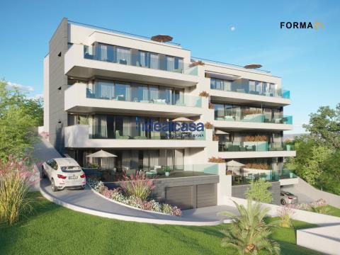 Apartamento T1 novo para venda, em Coimbra