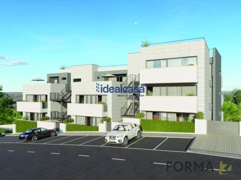 Apartamento T3 novo para venda, em Coimbra
