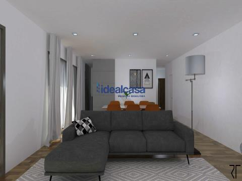 Apartamento T3 novo para venda, em Condeixa