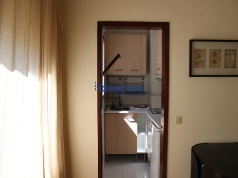 Apartamento T1 para arrendar em Celas, mobilado e equipado
