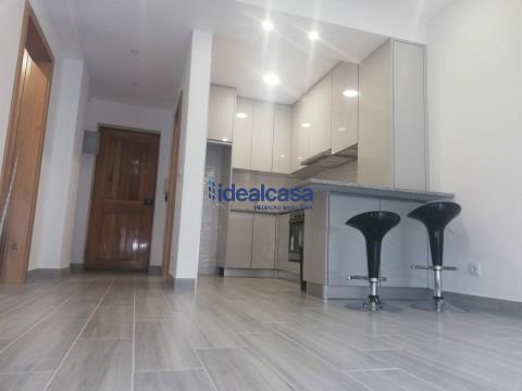 Apartamento T1 para arrendar totalmente renovado na baixa da cidade de Coimbra