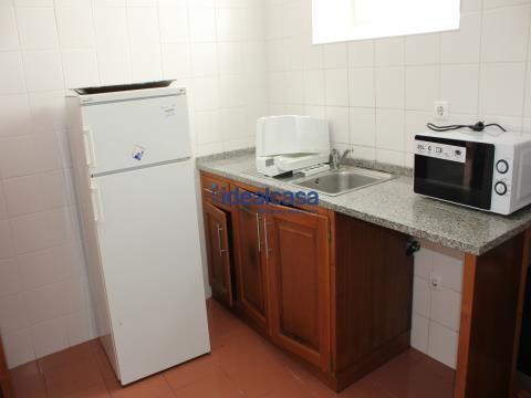 Apartamento T1  para arrendar junto à Universidade (Polo I)