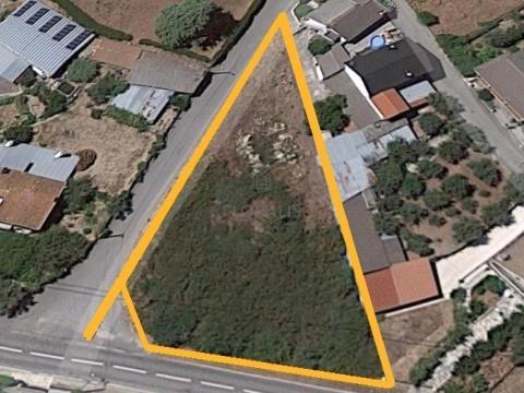 Lote de terreno para construção de moradia.
