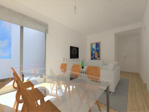 Este lar com sua  vista sobre a Cidade de Viseu e Serras circundantes.